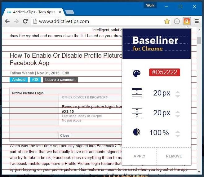 baseliner