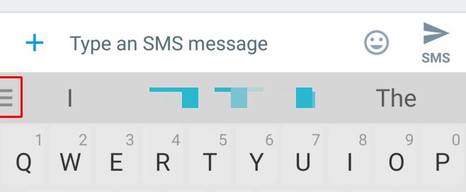 swiftkey settings
