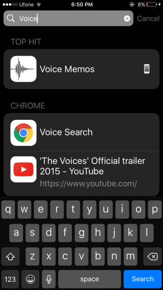 chrome-spotlight-voice