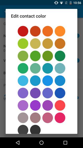 messenger people color
