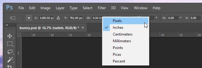 photoshop-dimensions-layer