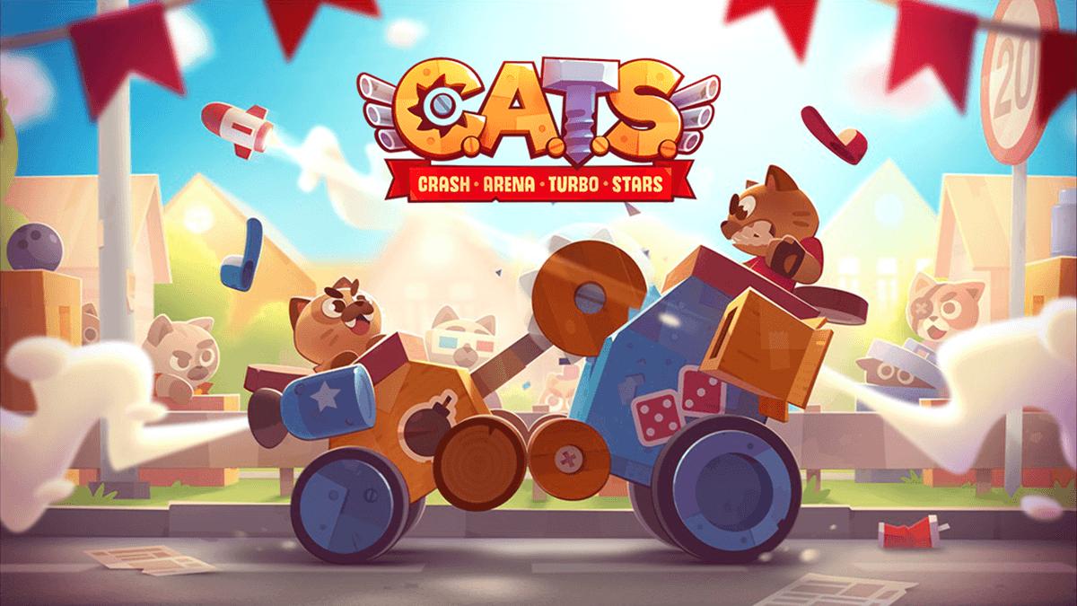 CATS Launch Screen