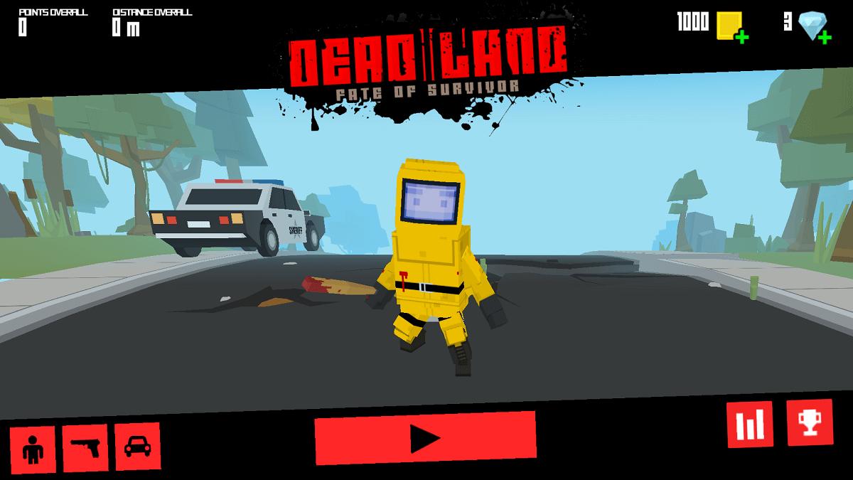 Deadland Fate of Survior Launch