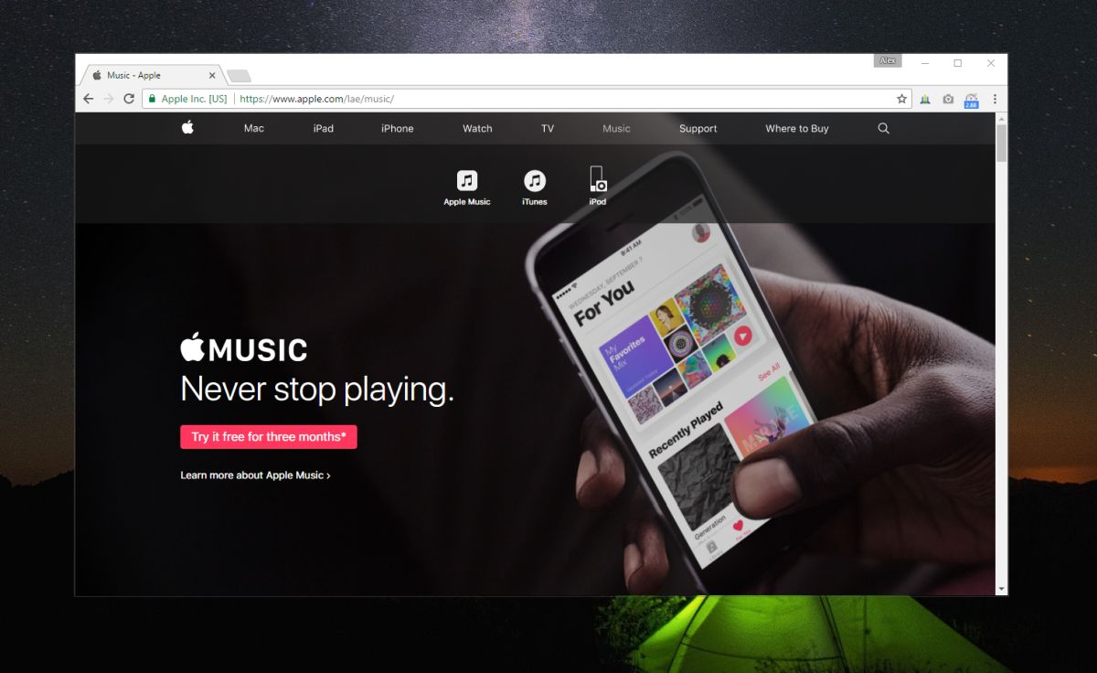 Apple Music – best music streaming services