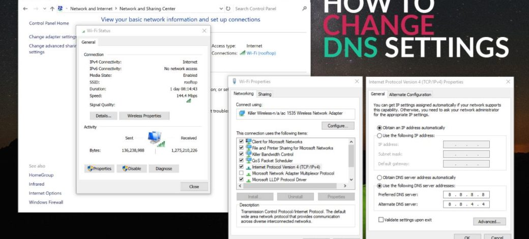 How to Change DNS Settings on Your OS or Router