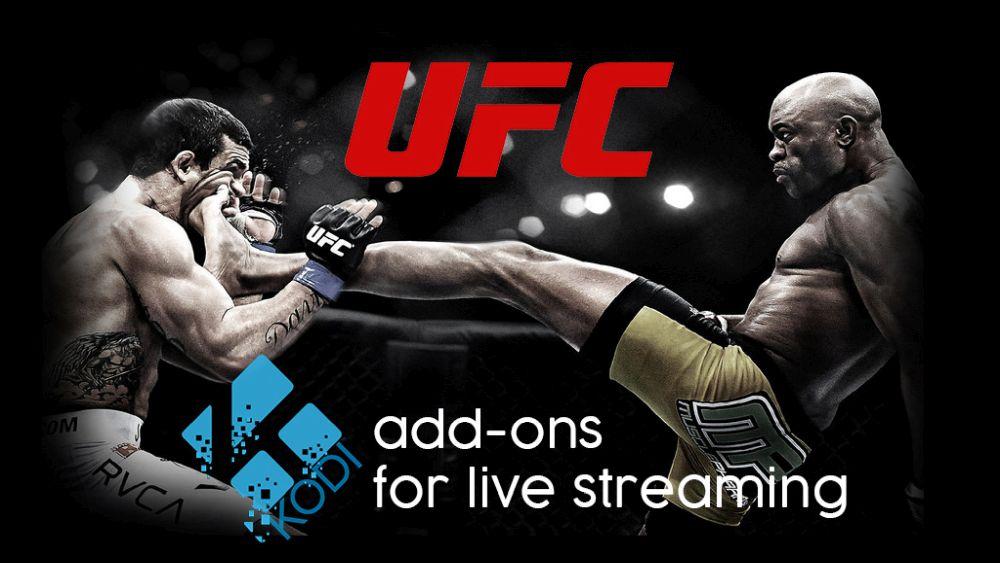 Best Kodi Addons for Streaming UFC