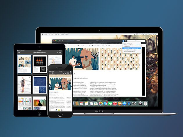 Edit PDFs on Your Mac