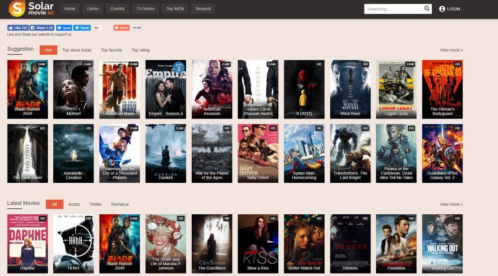 Best VPN for SolarMovie