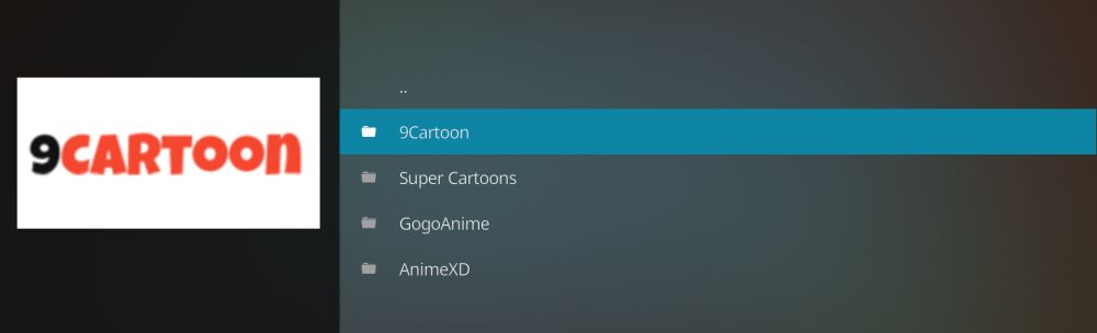 Cartoon8 addon for Kodi – 9Cartoon channel