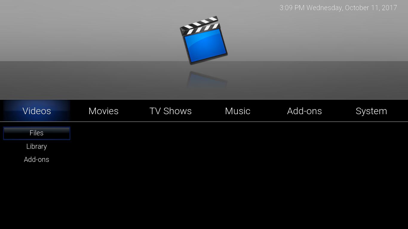 App TV Main