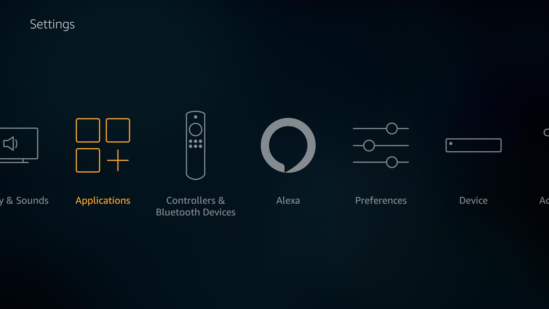 How to Uninstall a Kodi Build on Amazon Fire Stick 1a