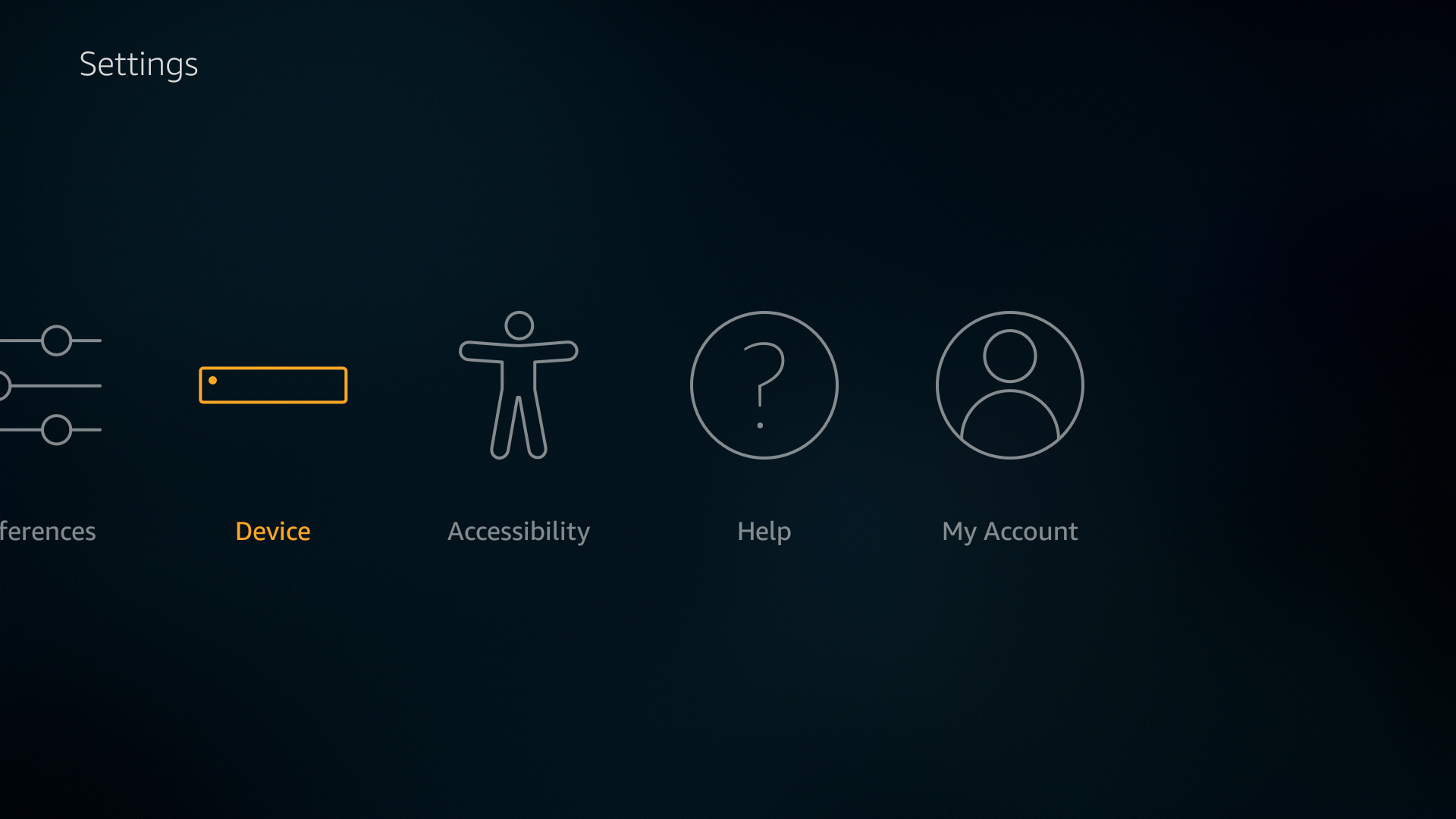 How to Update Amazon Fire TV 1