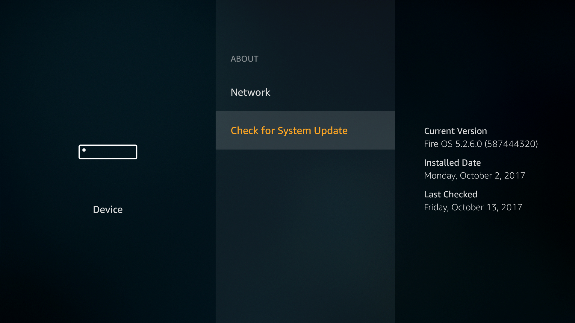 How to Update Amazon Fire TV 2