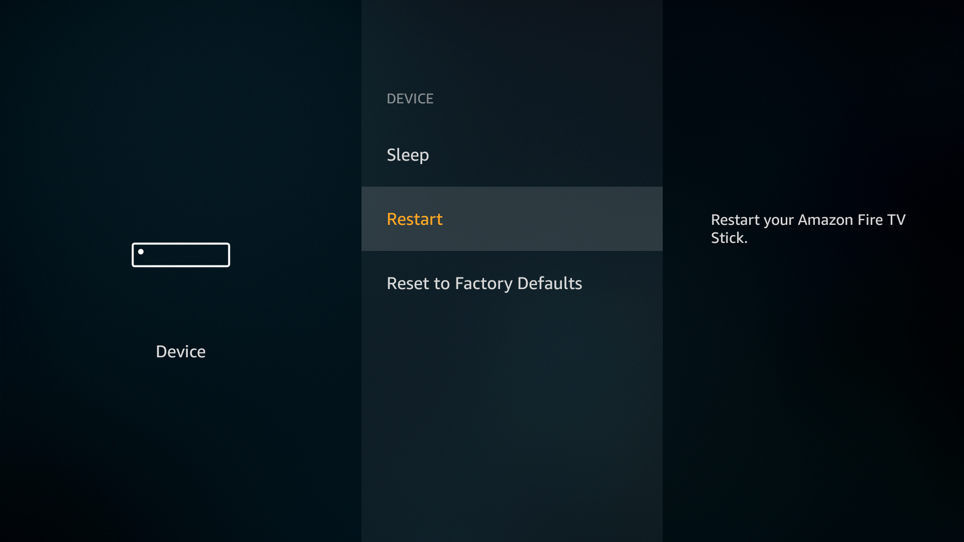 How to Update Amazon Fire TV 4