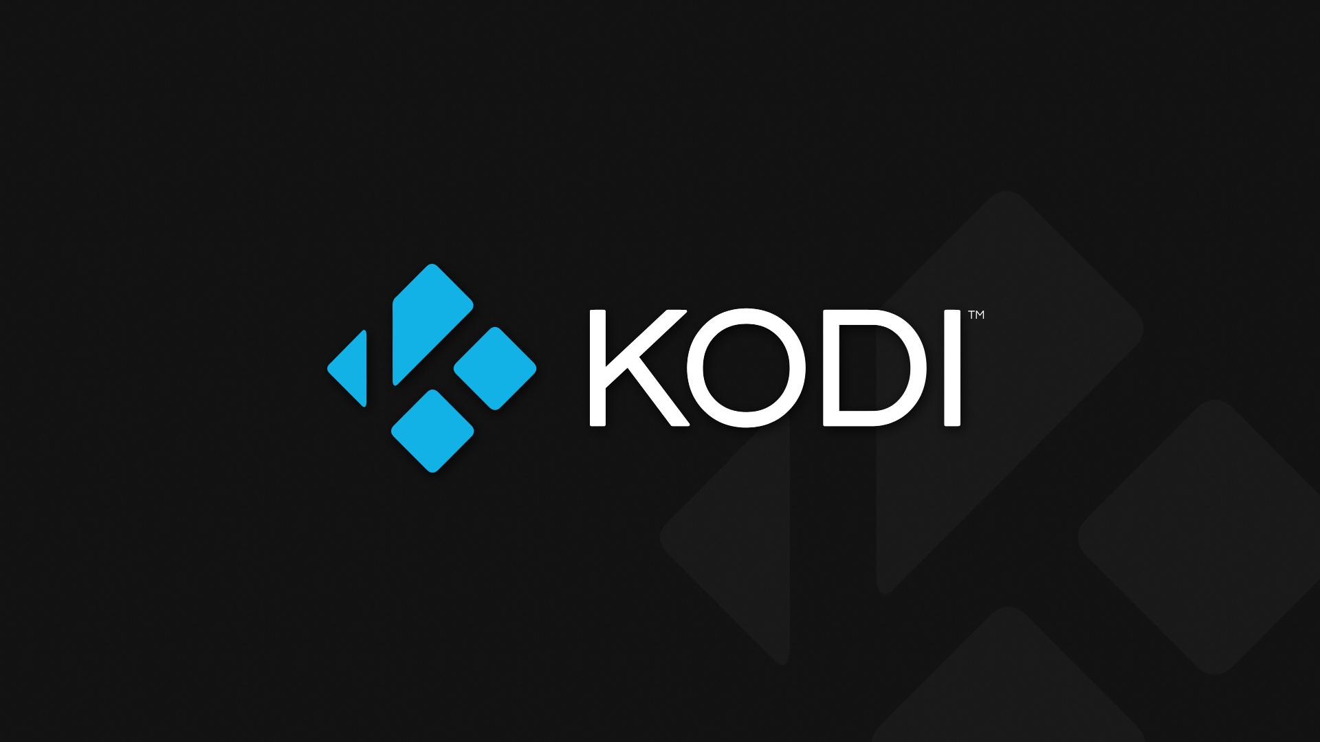 Kodi banner