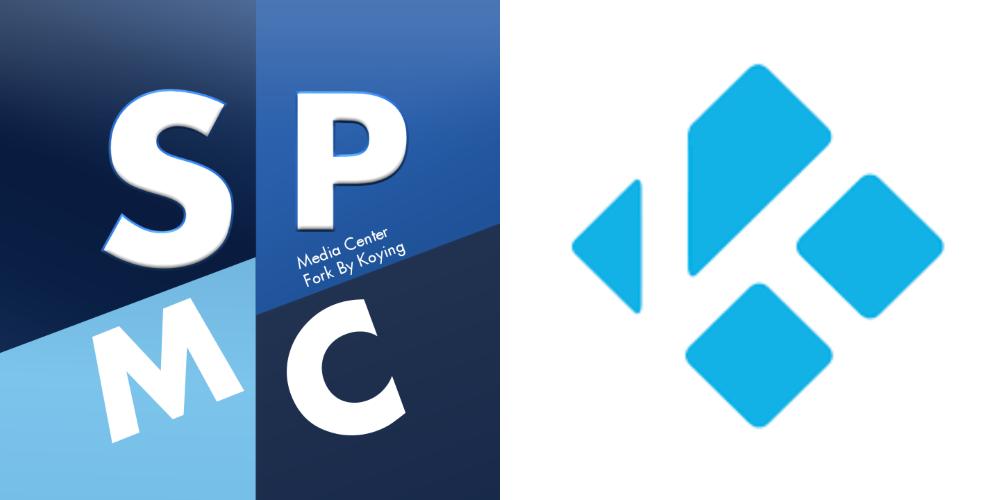 SPMC-Kodi Logos