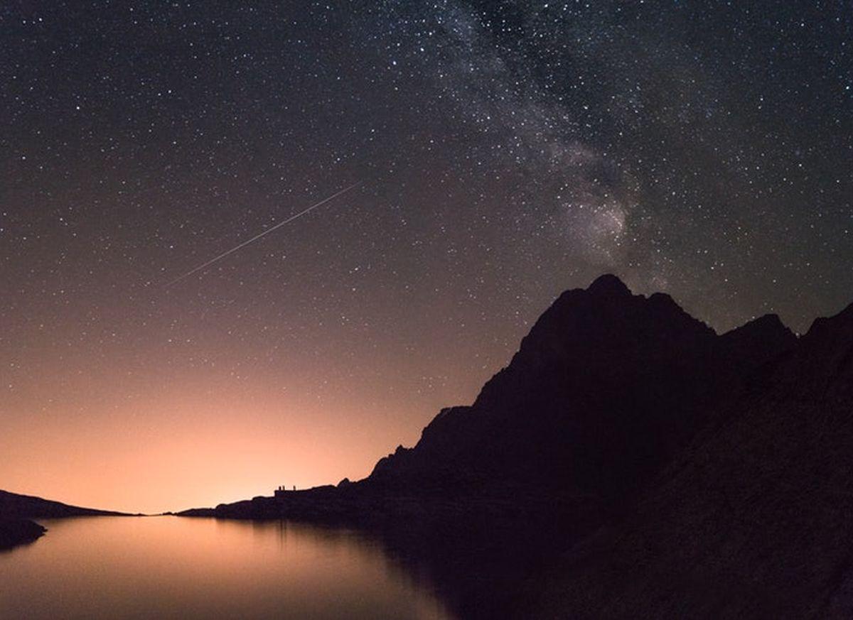 Starry Sky Over The Tatras