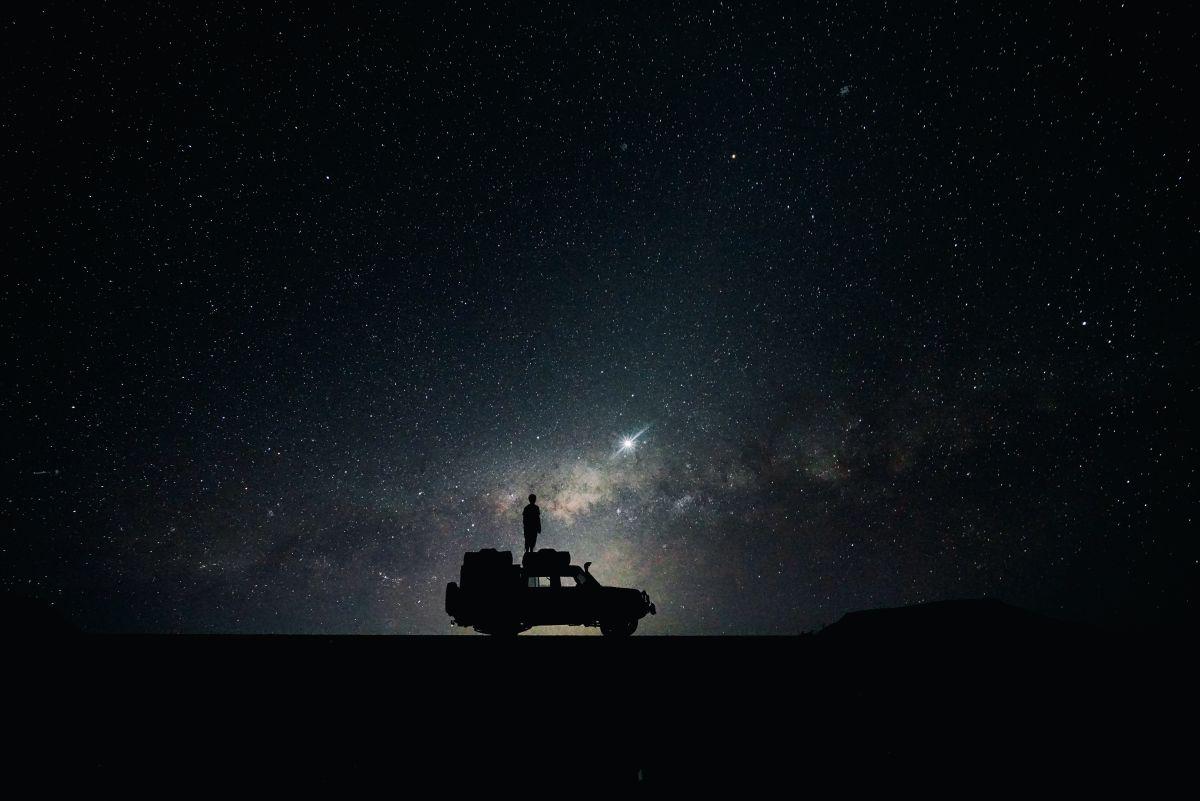 The Night Sky AboveSossusvlei, Namibia