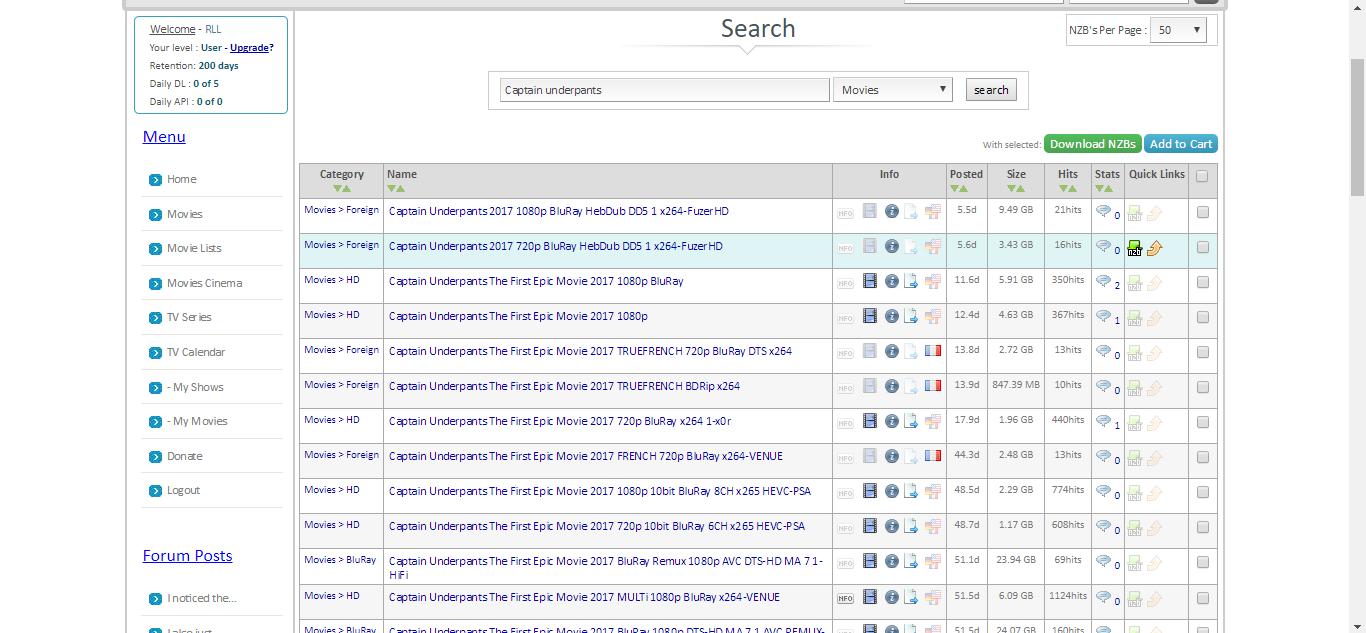 nzbplanet Search Results