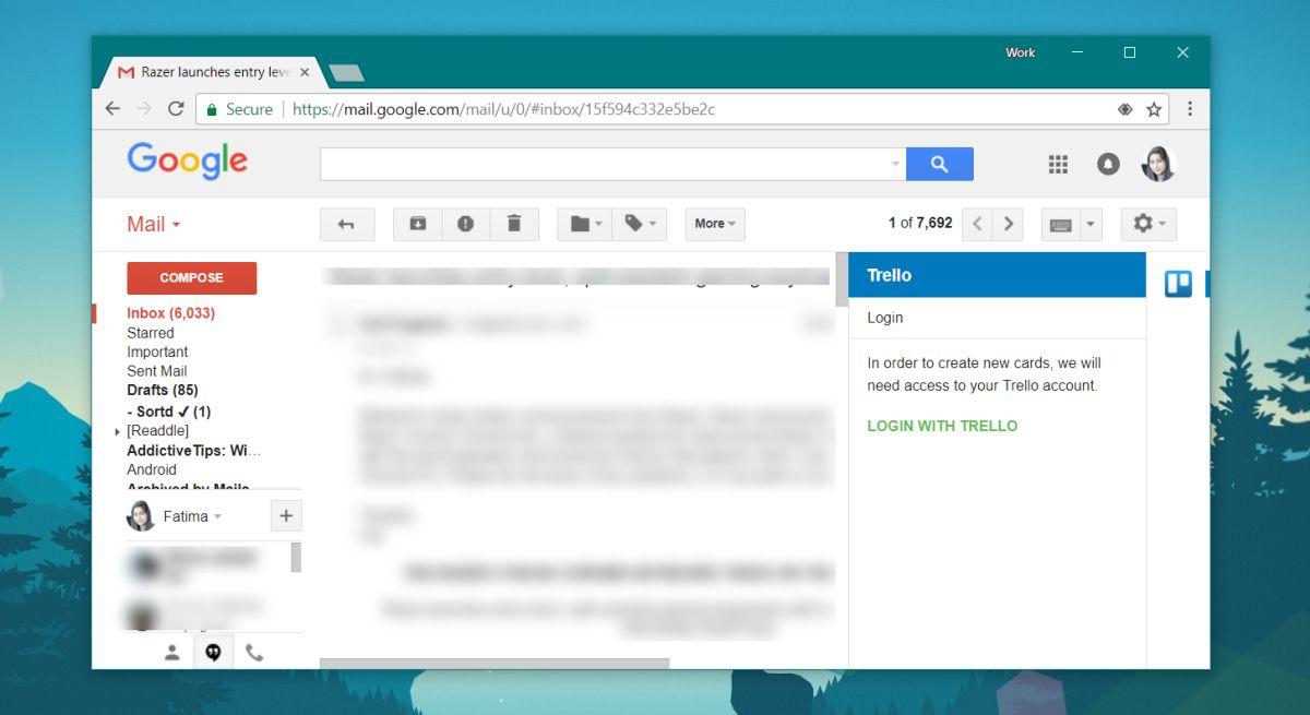 trello gmail add-on