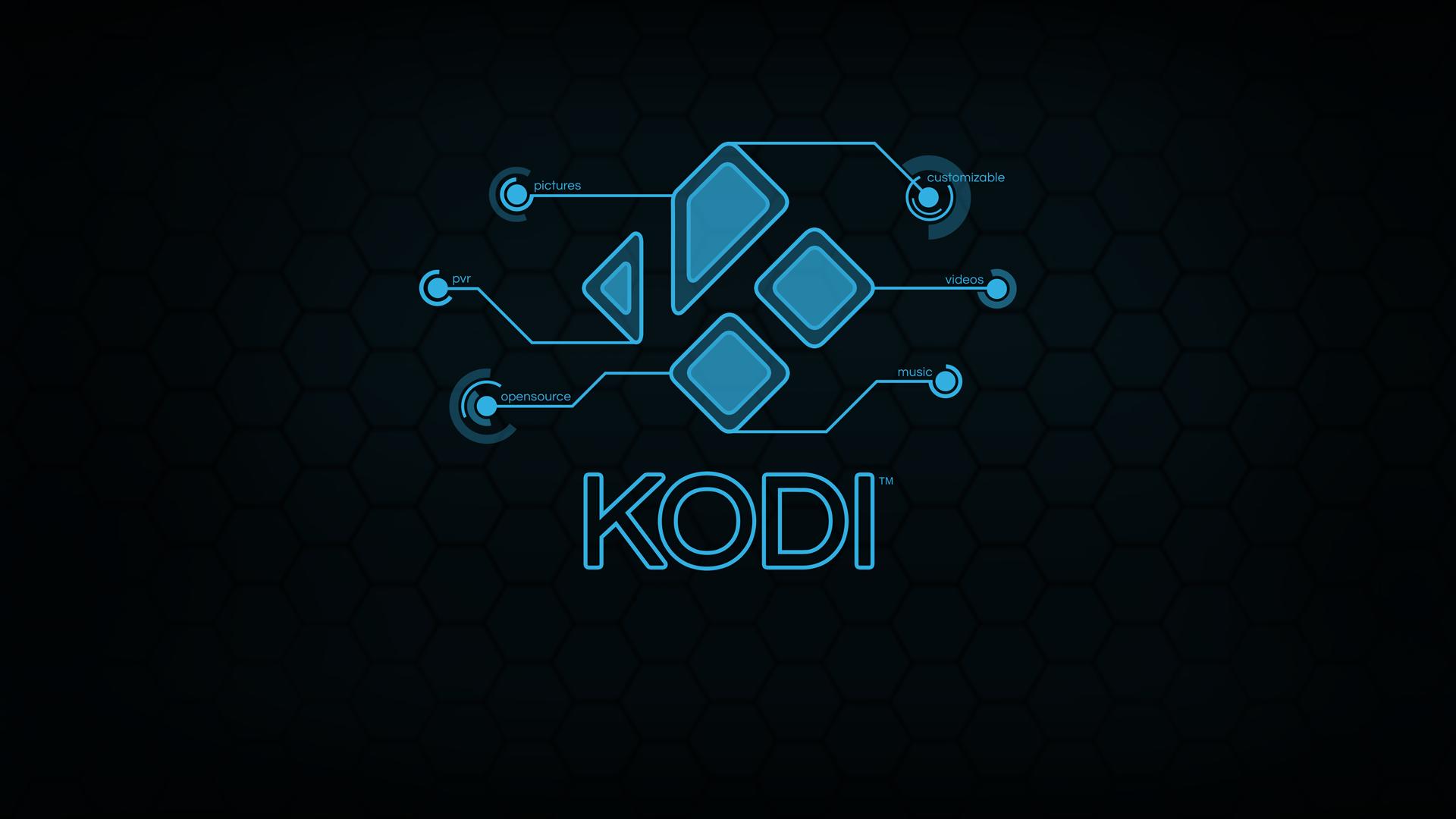 Kodi Splash