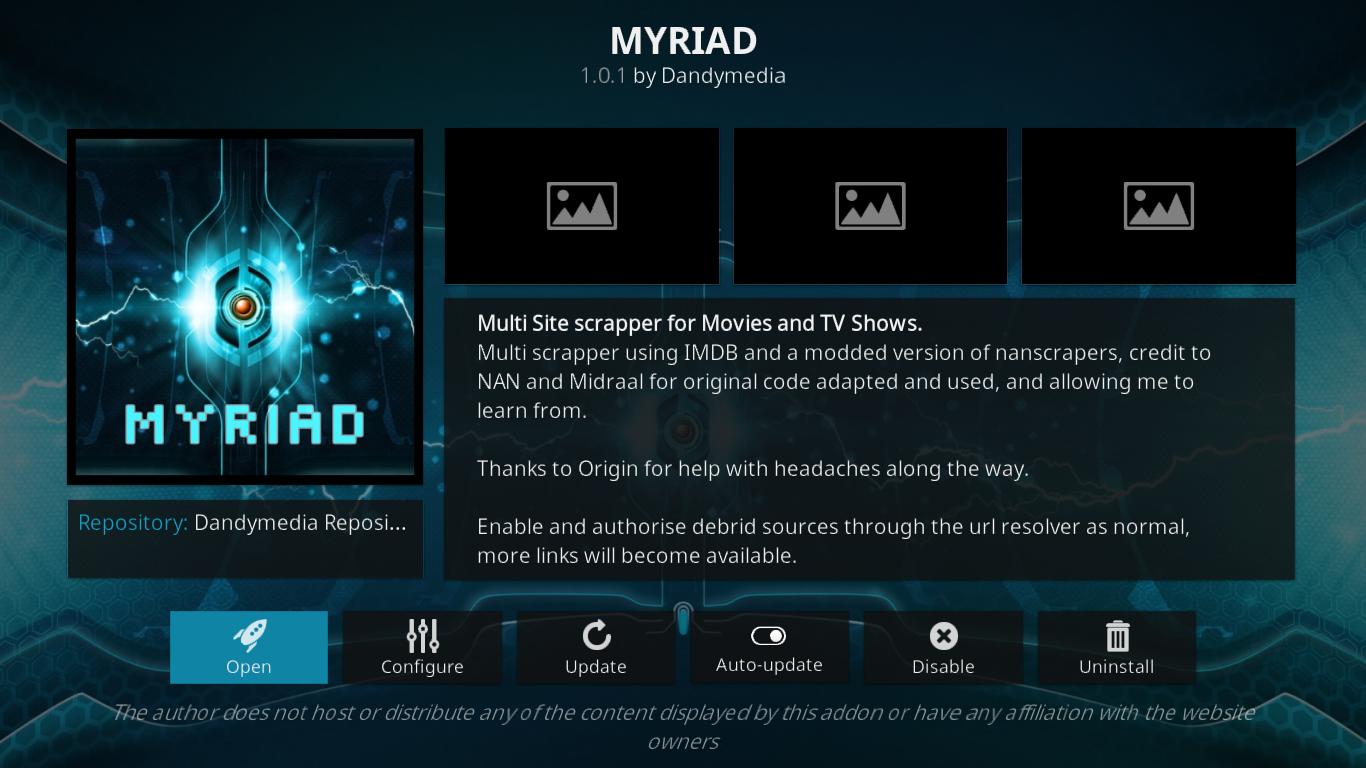 Myriad Image