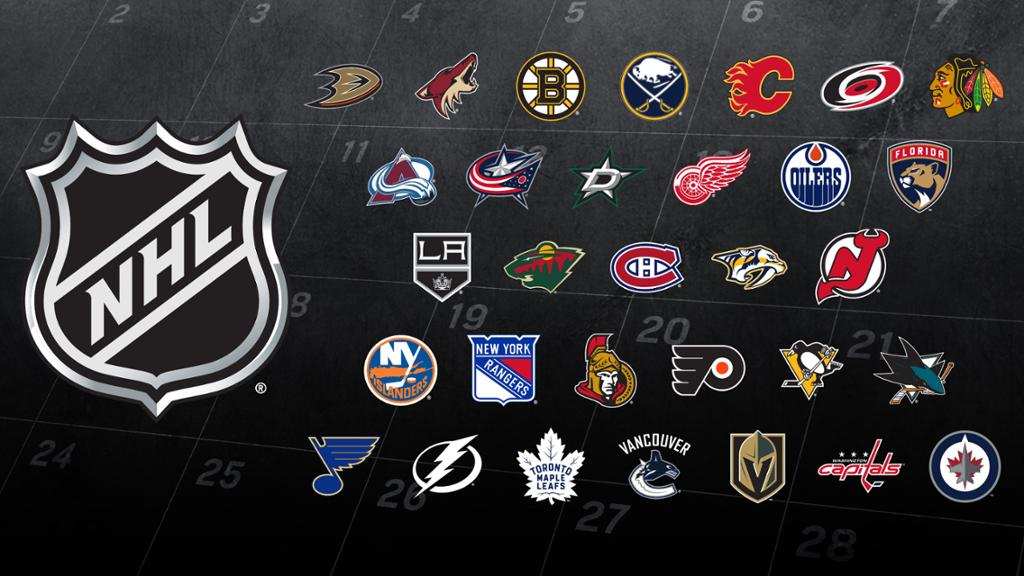NHL Splash Image