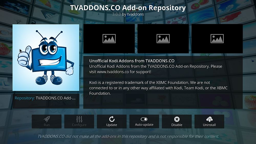 New TVAddons.co add-on repository