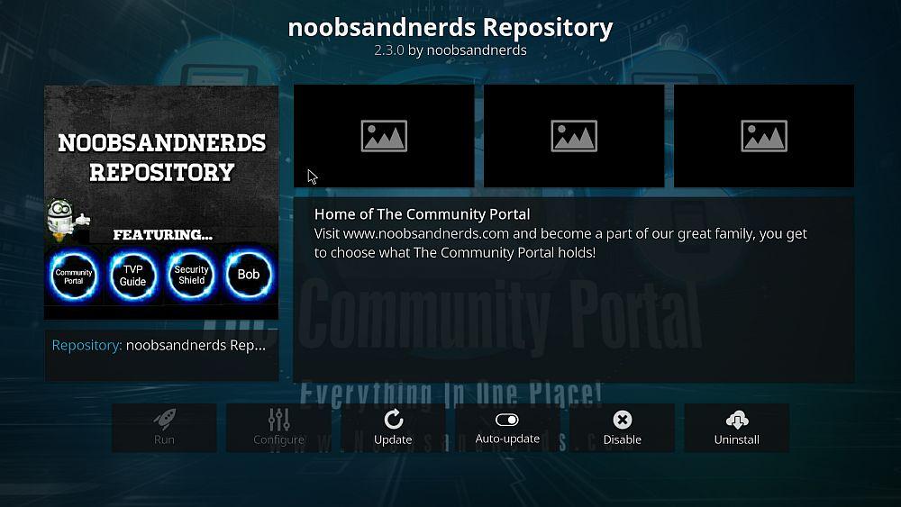 NoobsandNerds add-on repository