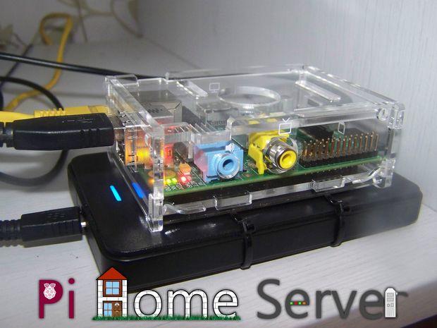 Pi Home Server