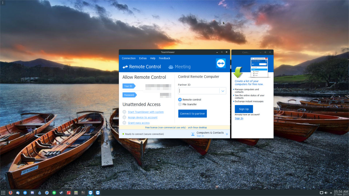 teamviewer-connect