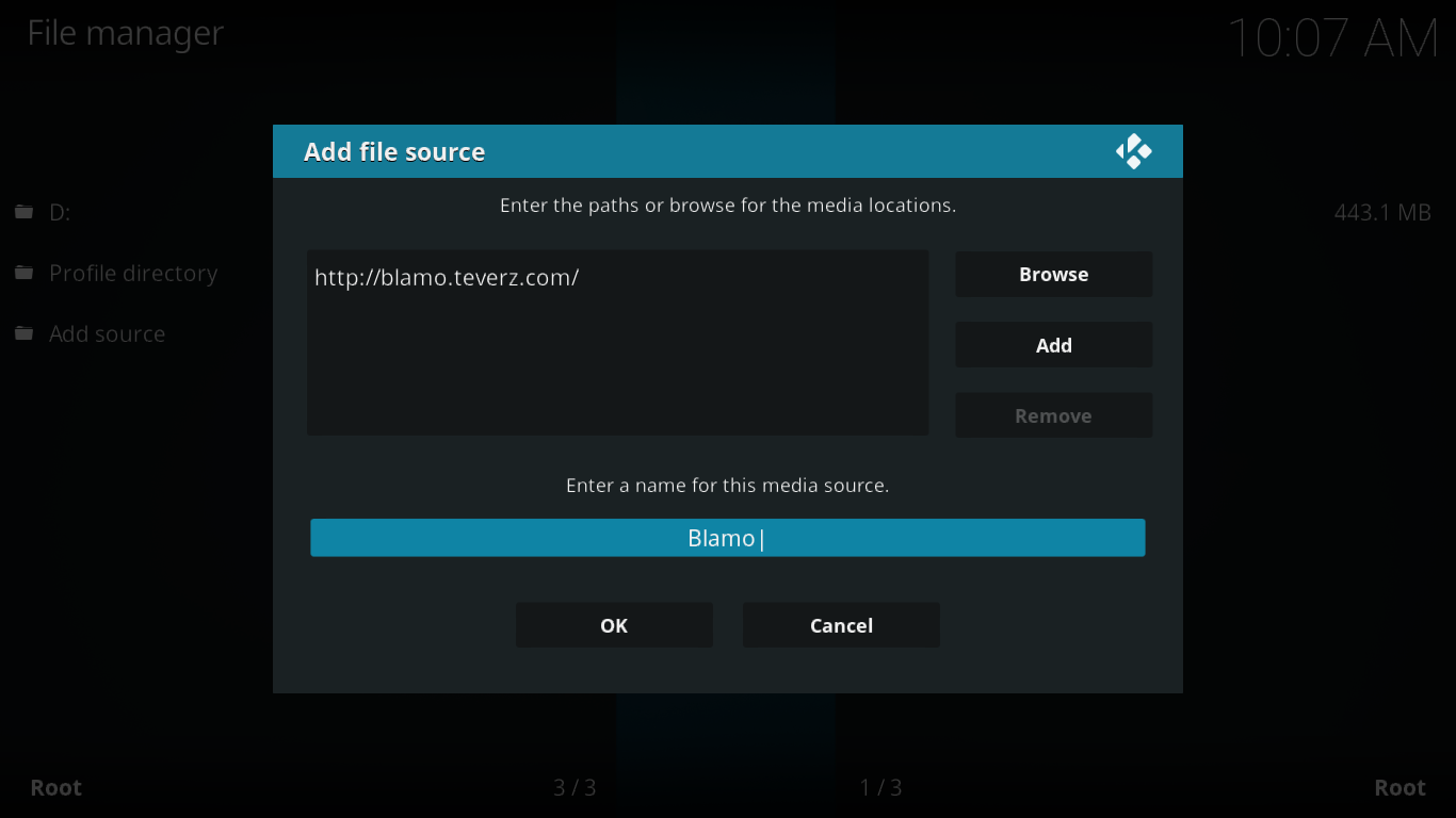 Add Blamo File Source