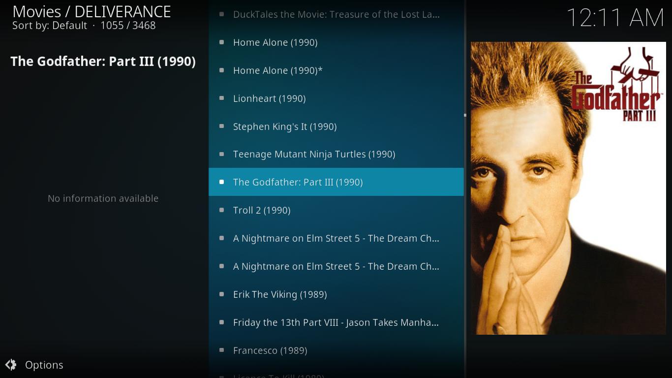 Deliverance Movies