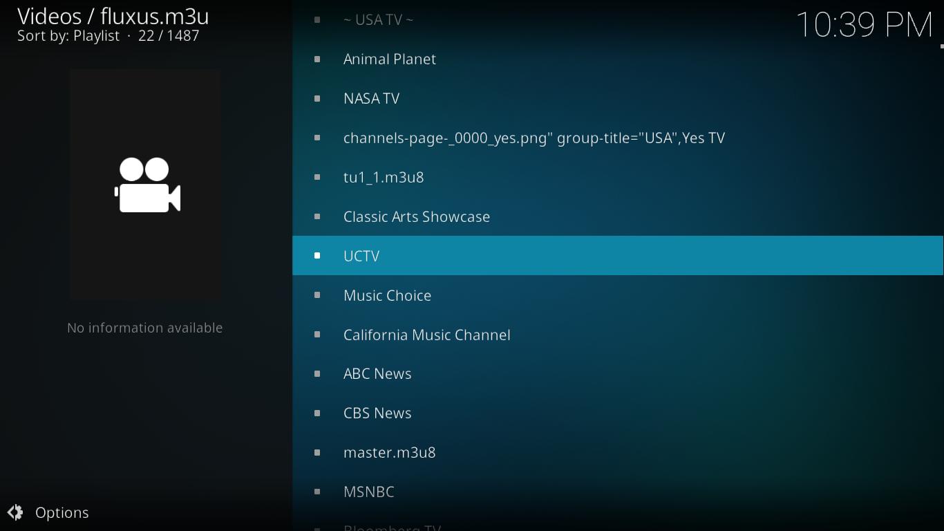 Midian Fluxus TV