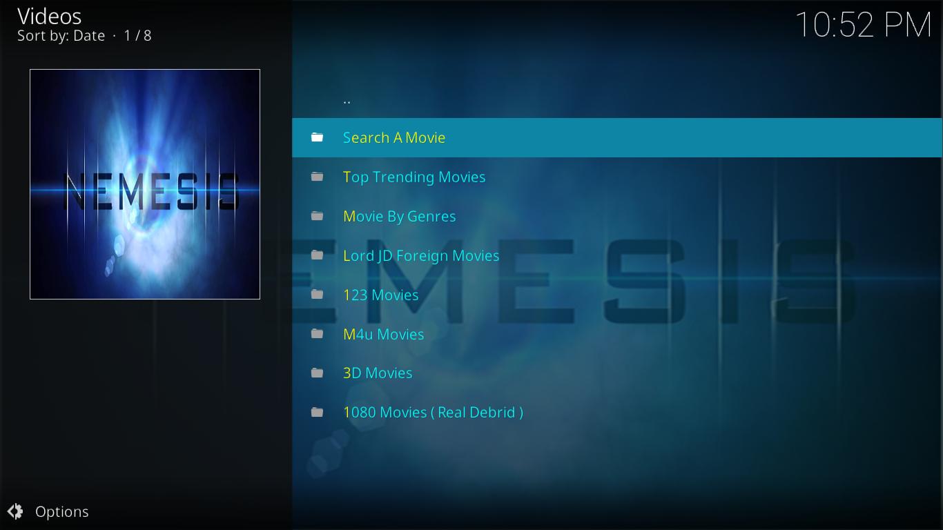 Nemesis Movie Zone