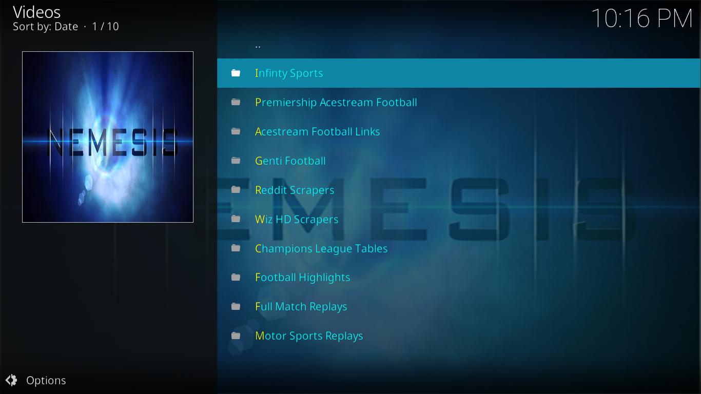 Nemesis Sports Zone
