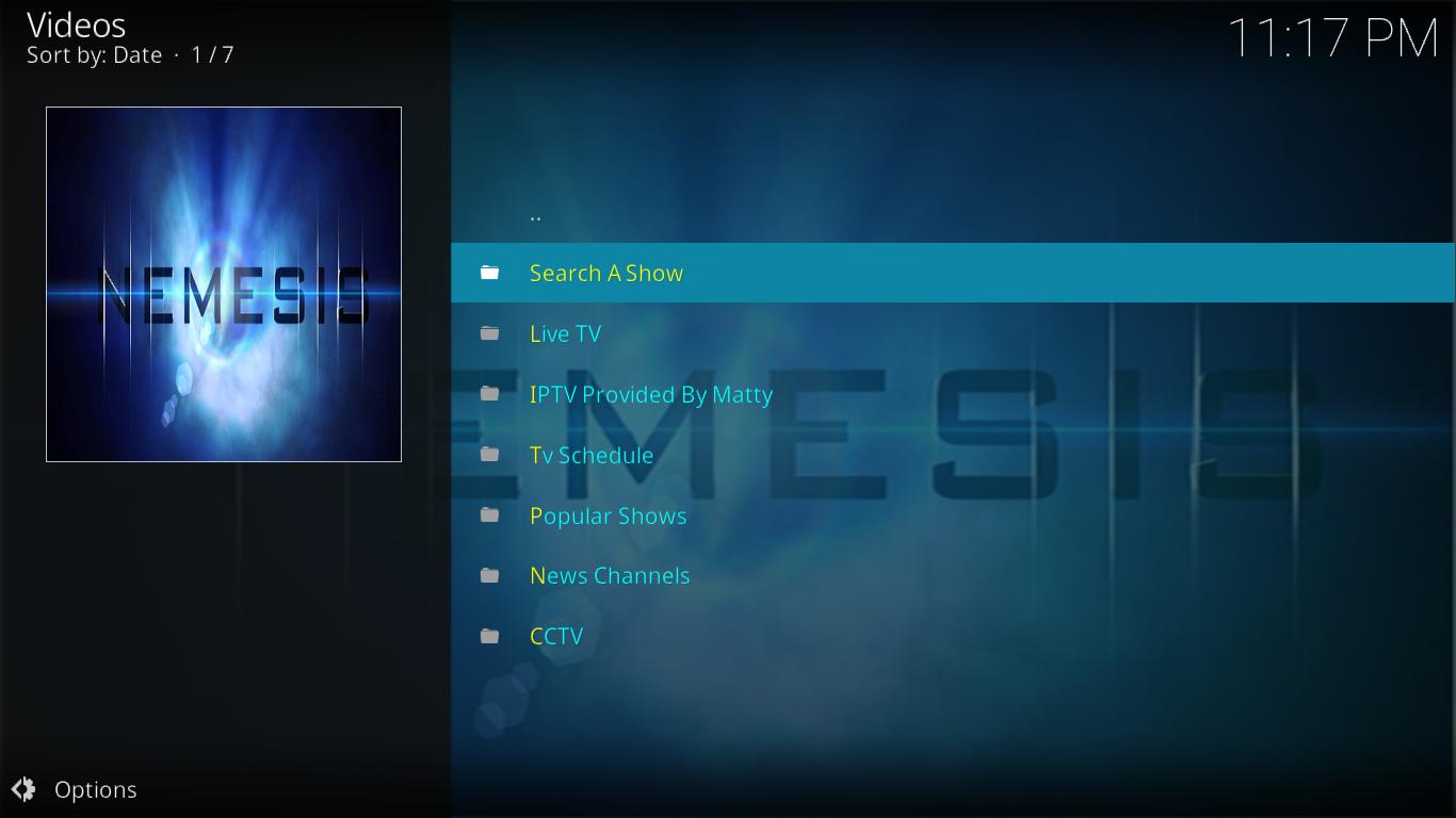 Nemesis TV Zone