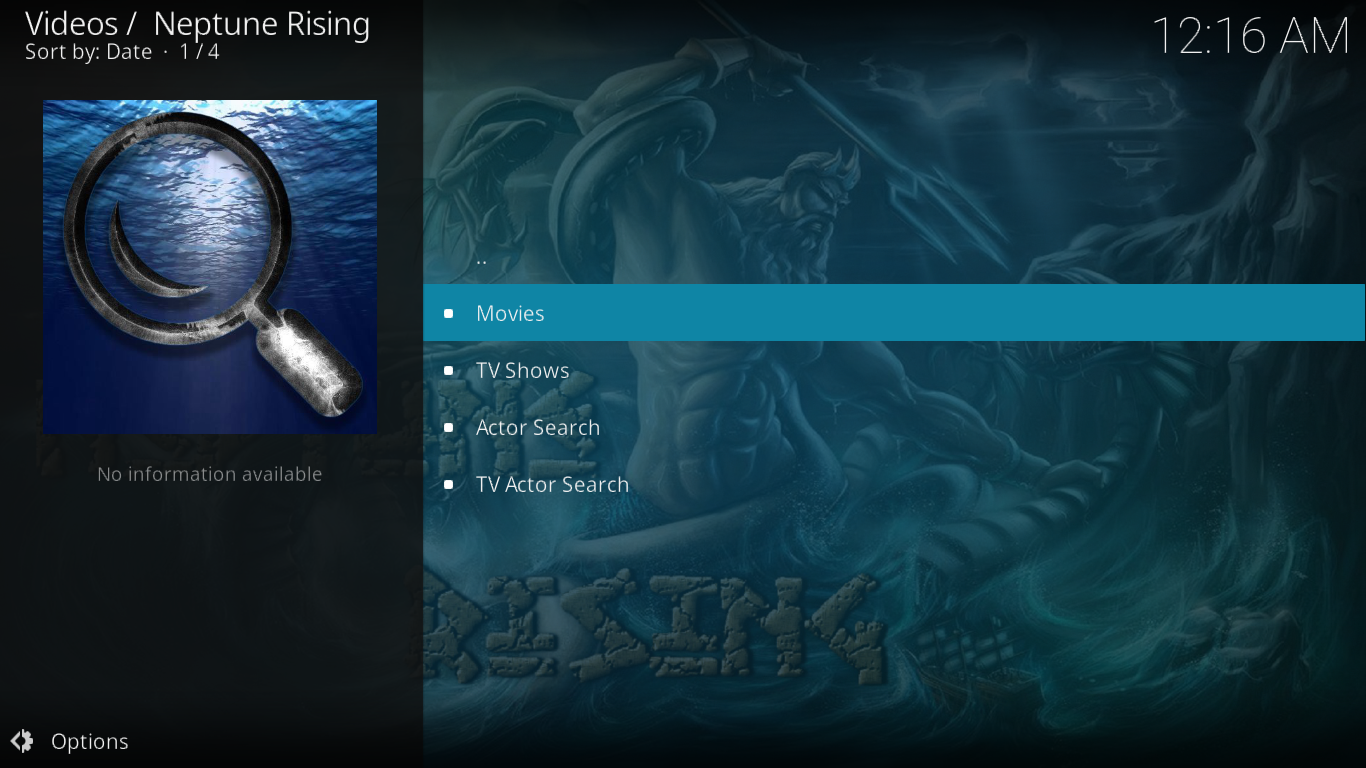 Neptune Rising Search