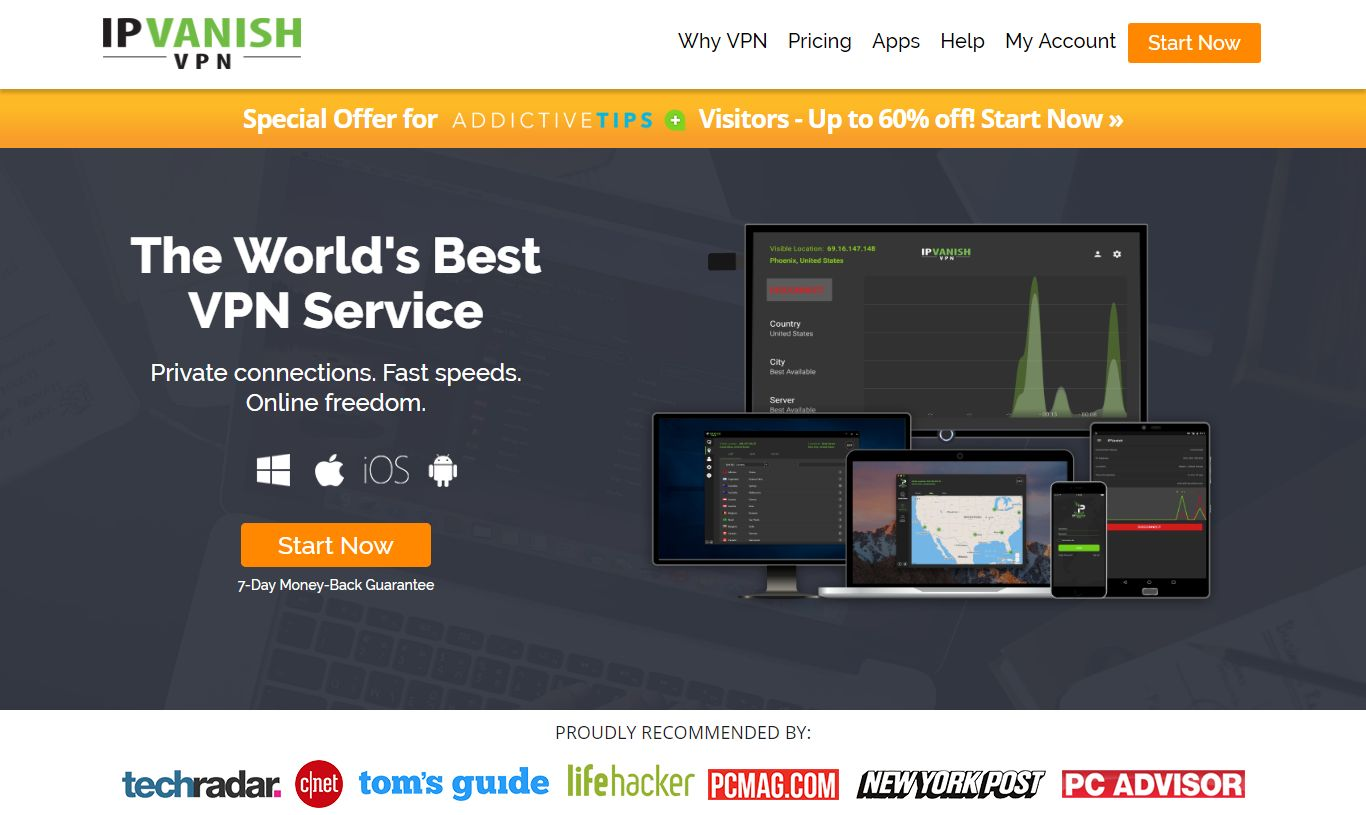 Pro Sport NOT Working 5 Best Alternatives - IPVanish