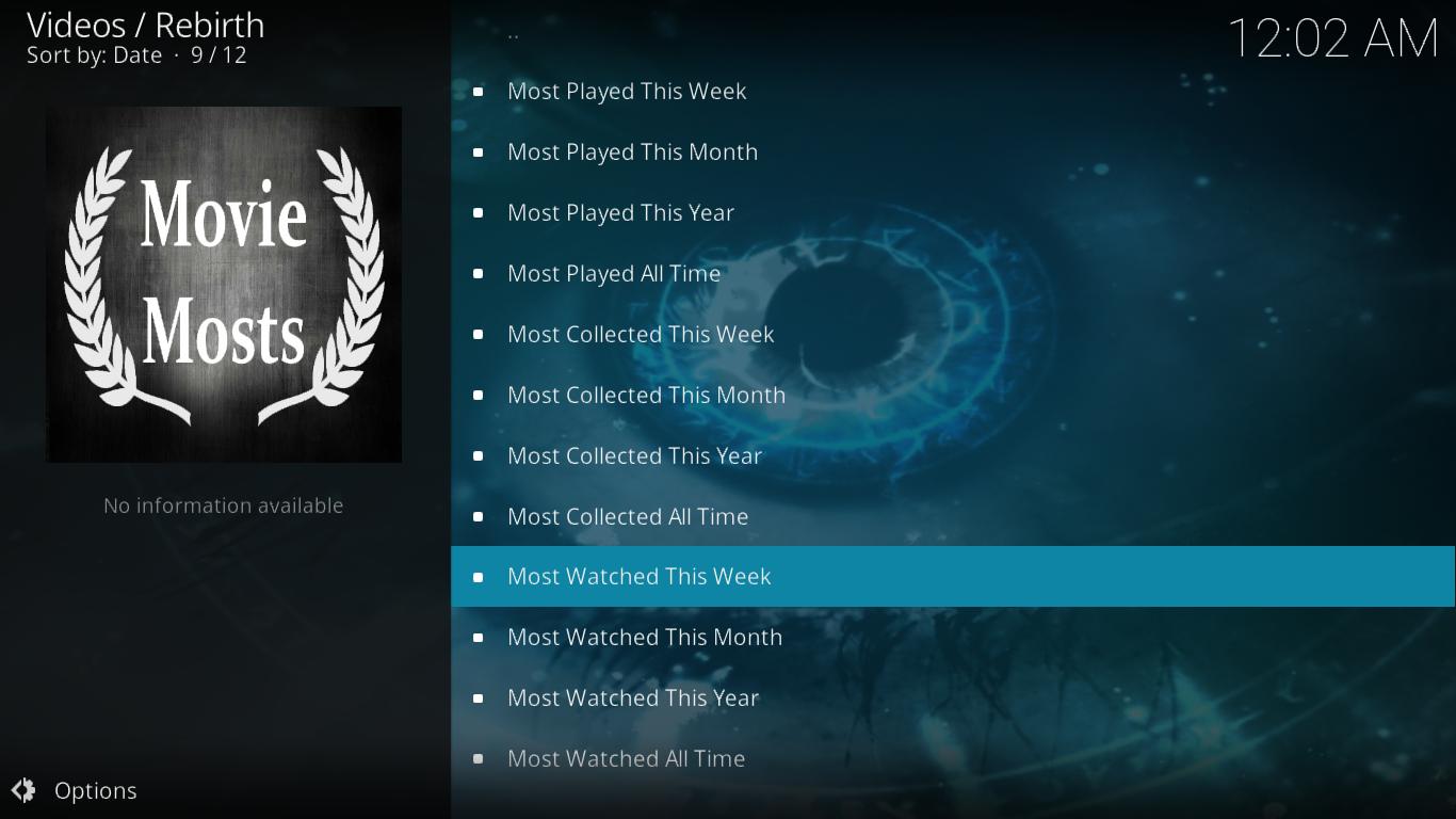 Rebirth Movie Mosts