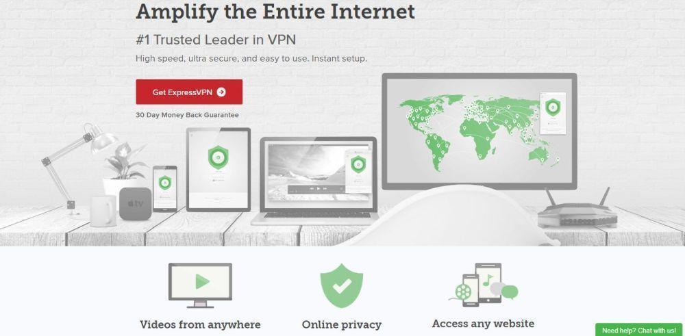 Best VPN for Digital Nomads 2 – ExpressVPN