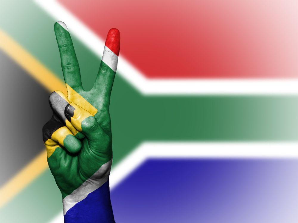Best VPN for South Africa 1 - Peace flag