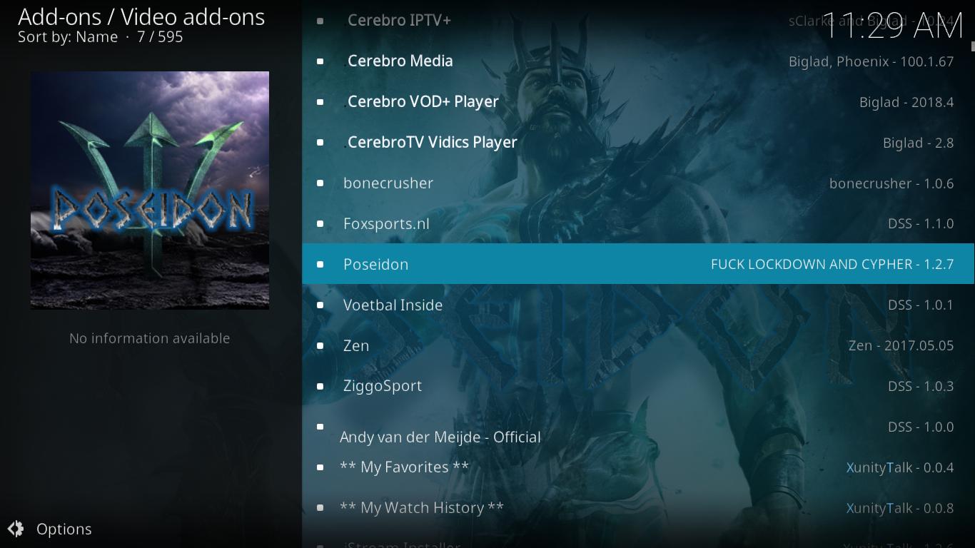 Click Poseidon Add-on