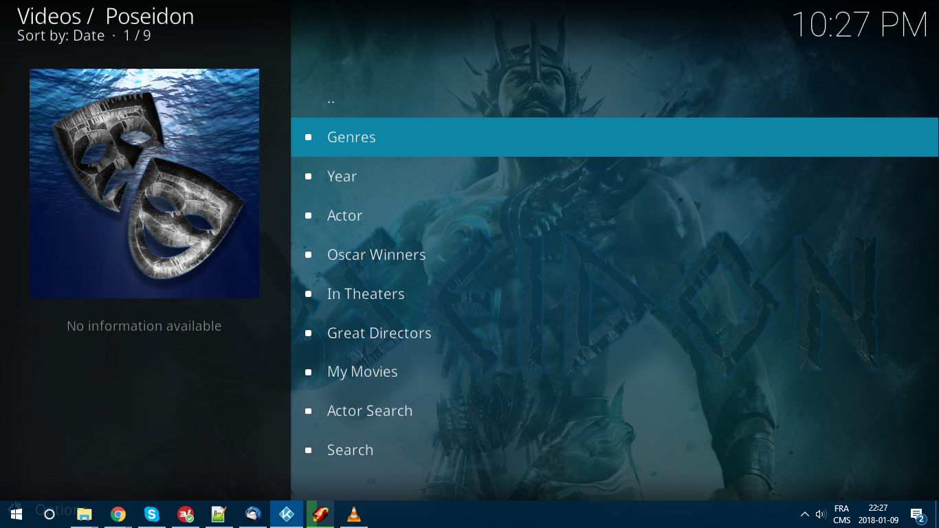 Poseidon Movies