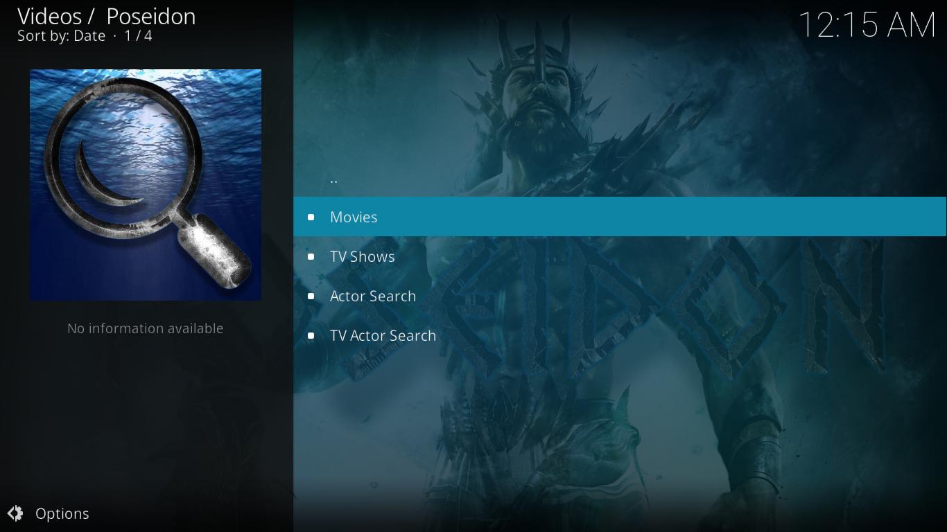 Poseidon Search