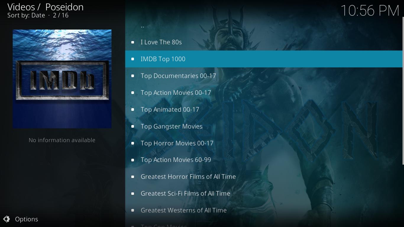 Poseidon Top Movies