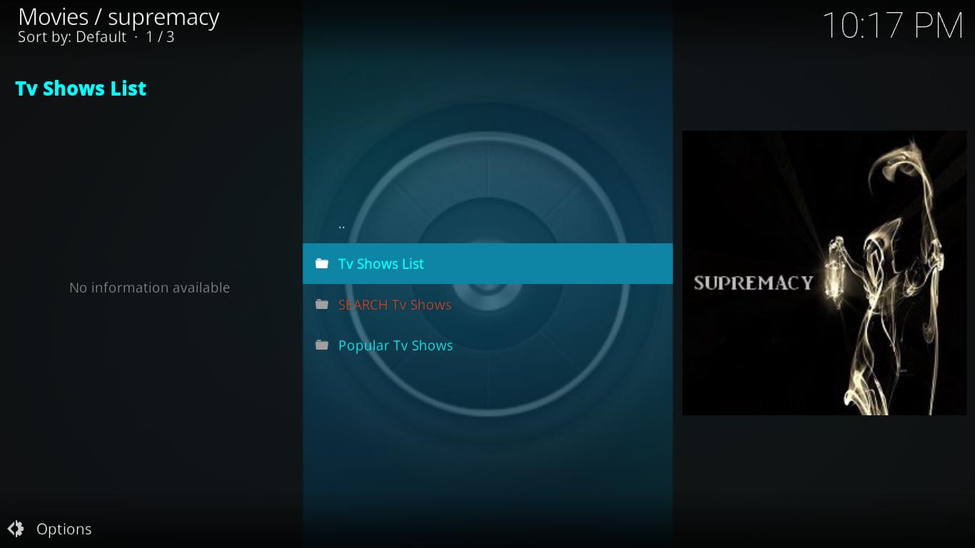 Supremacy Scraper TV