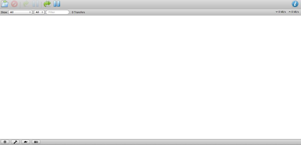 Transmission Empty Page