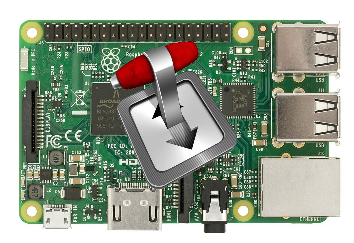 Transmission and Raspberry Pi
