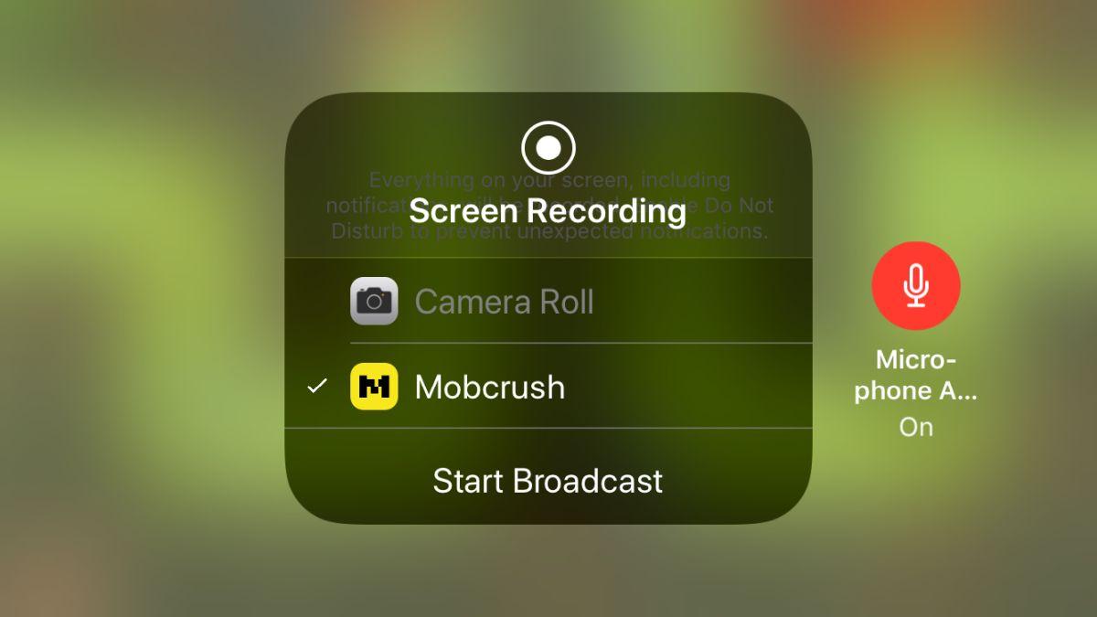 broadcast mobcrush